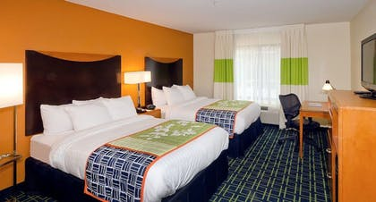 Guestroom | Fairfield Inn & Suites by Marriott Charlotte Matthews
