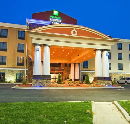 Featured Image | Holiday Inn Express Hotel & Suites Fulton
