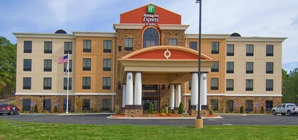 Exterior | Holiday Inn Express Hotel & Suites Fulton