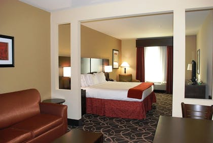 Guestroom | Holiday Inn Express & Suites Houston South near Pearland