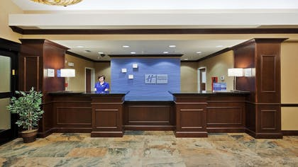 Interior | Holiday Inn Express Hotel & Suites Great Falls