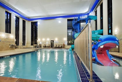 Pool | Holiday Inn Express Hotel & Suites Great Falls