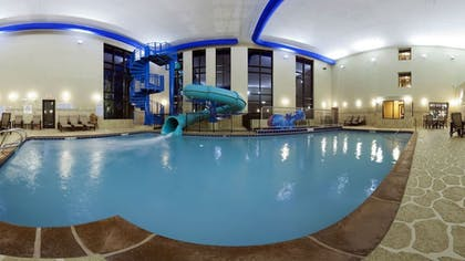 Indoor Pool | Holiday Inn Express Hotel & Suites Great Falls