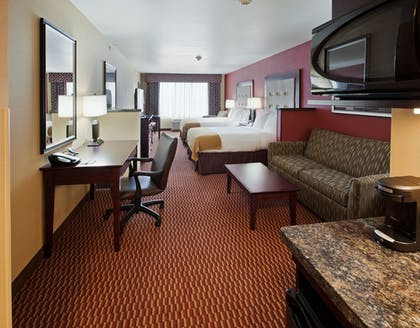 | Holiday Inn Express Hotel & Suites Great Falls