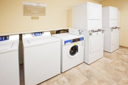 Laundry Room | Candlewood Suites Apex Raleigh Area