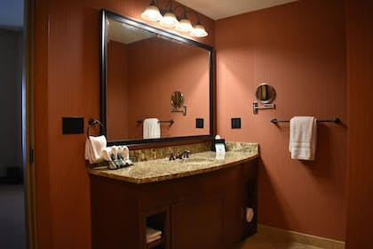 Bathroom Sink | Cherokee Casino & Hotel West Siloam Springs