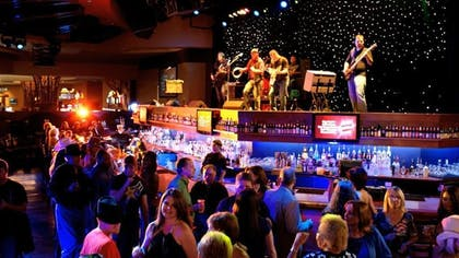 Nightclub | Cherokee Casino & Hotel West Siloam Springs
