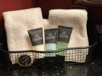 Room Amenity | Cherokee Casino & Hotel West Siloam Springs
