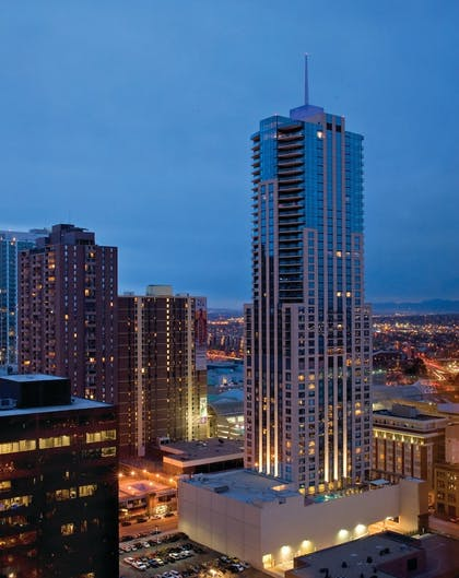 View from Property | Four Seasons Hotel Denver