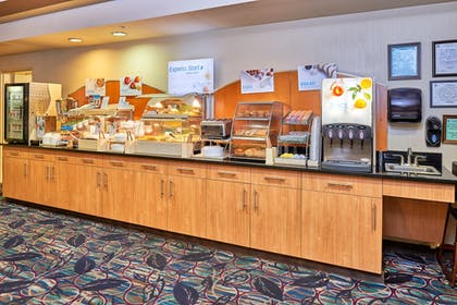 Breakfast buffet | Holiday Inn Express & Suites El Paso Airport Area