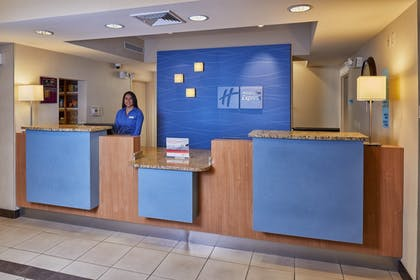 Interior | Holiday Inn Express & Suites El Paso Airport Area