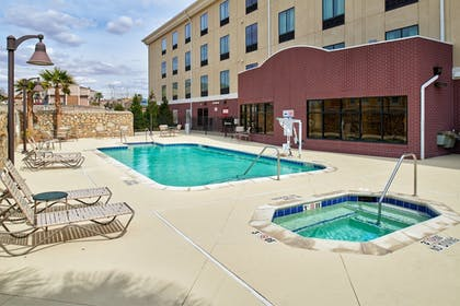 Pool | Holiday Inn Express & Suites El Paso Airport Area