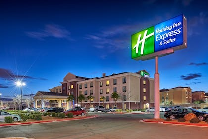 Exterior | Holiday Inn Express & Suites El Paso Airport Area
