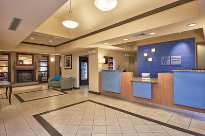 Reception | Holiday Inn Express & Suites El Paso Airport Area