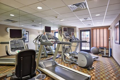 Fitness Facility | Holiday Inn Express & Suites El Paso Airport Area