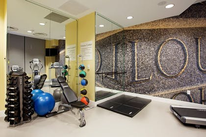 Fitness Facility | Hotel Indigo Baton Rouge Downtown