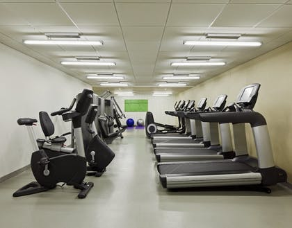 Fitness Facility | Element New York Times Square West