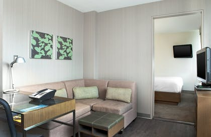 Guestroom | Element New York Times Square West