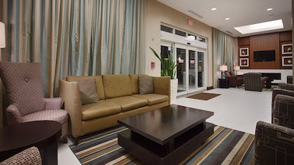 Lobby Sitting Area | Best Western Premier Miami Intl Airport Hotel & Suites Coral Gables