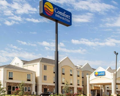 Featured Image | Comfort Inn & Suites Perry I-35
