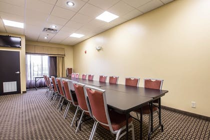 Meeting Facility   Comfort Suites Kingsport