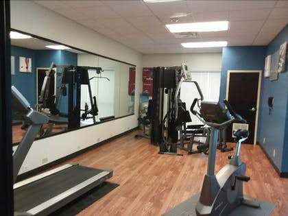 Fitness Facility   Comfort Suites Kingsport
