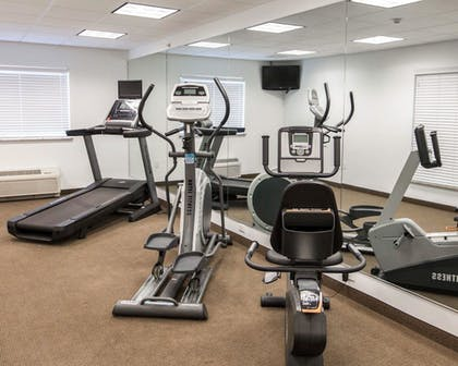Fitness Facility | Sleep Inn And Suites Colby