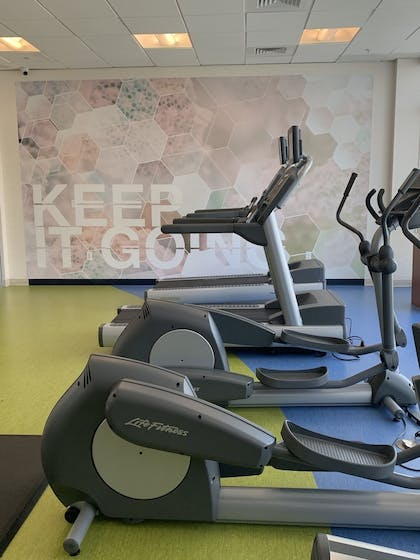 Fitness Facility   SpringHill Suites Houston Baytown