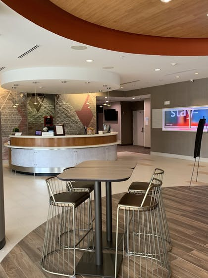 Lobby   SpringHill Suites Houston Baytown