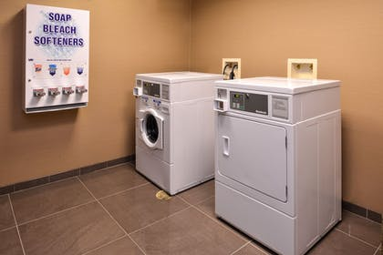 Laundry Room | Holiday Inn Express and Suites Fairmont