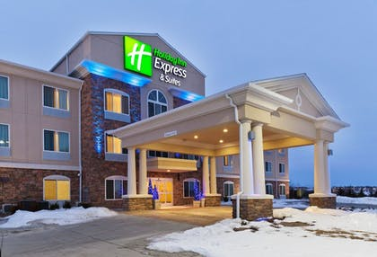 Featured Image | Holiday Inn Express & Suites Omaha I-80