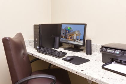 In-Room Business Center | Holiday Inn Express & Suites Omaha I-80
