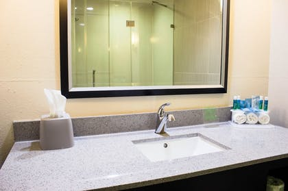 In-Room Amenity | Holiday Inn Express Havelock NW- New Bern