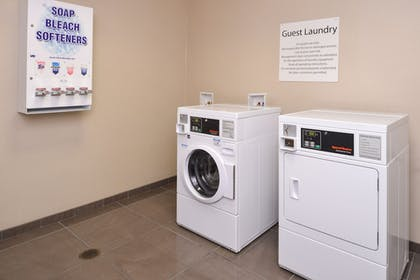 Laundry Room | Holiday Inn Express & Suites Bridgeport