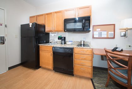 In-Room Kitchenette | Candlewood Suites WAKE FOREST RALEIGH AREA