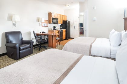 Living Area | Candlewood Suites WAKE FOREST RALEIGH AREA