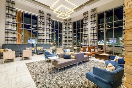 Lobby | Cambria Hotel Pittsburgh - Downtown