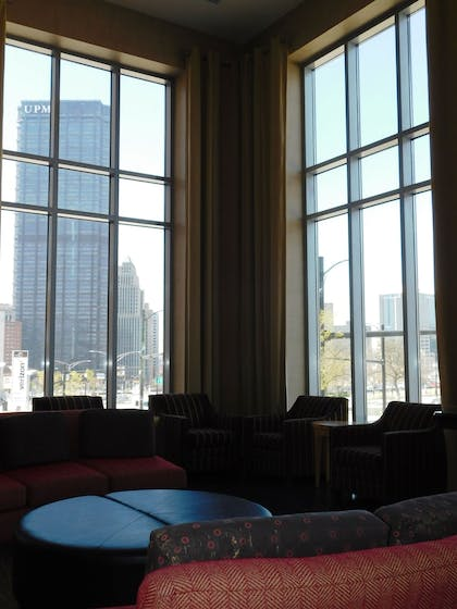 City View | Cambria Hotel Pittsburgh - Downtown