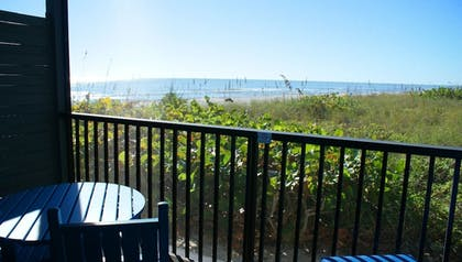Guestroom View | Shalimar Cottages and Motel