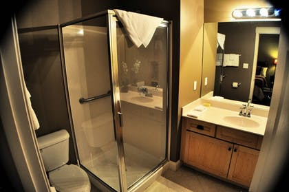 Bathroom Shower | 30-A Suites