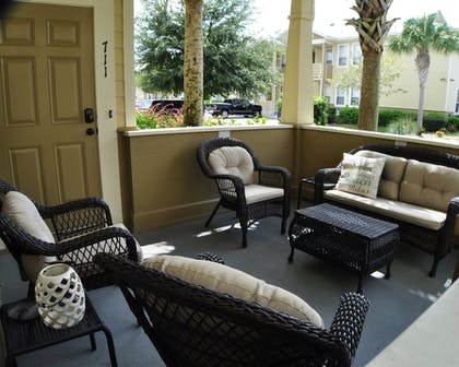 Terrace/Patio | 30-A Suites