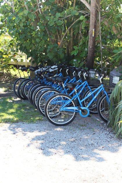 Bicycling | Gulf Breeze Cottages