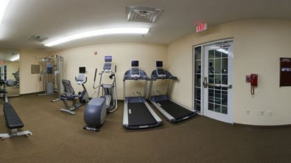 Fitness Facility   Candlewood Suites Fayetteville Fort Bragg
