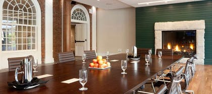 Meeting Facility | Hanover Inn Dartmouth