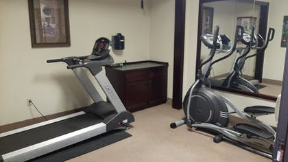 Fitness Facility | The Regal Hotel