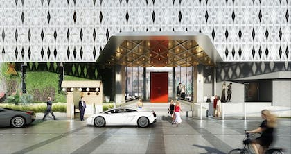 Front of Property | Virgin Hotels Dallas