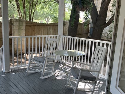 Terrace/Patio | The Kendall
