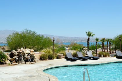 Outdoor Pool | Gorgeous 3BD Havasu Home with Lake View