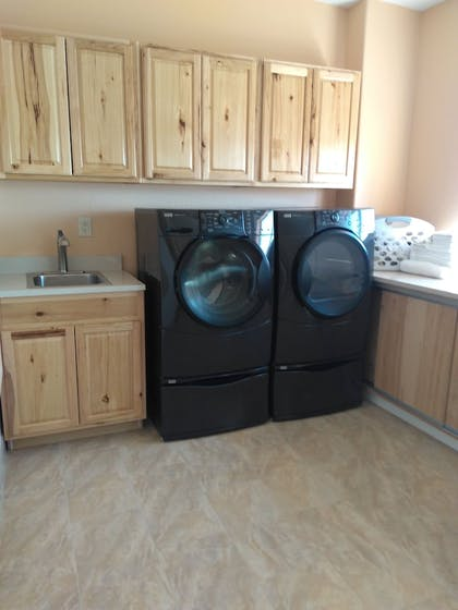 Laundry Room | Oasis on the Rim