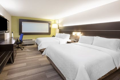 Room | Holiday Inn Express & Suites Remington